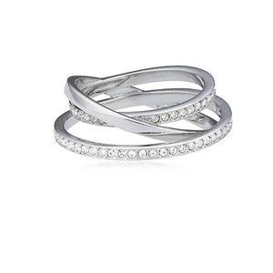 9f9595c4b Swarovski Jewelry | Dmulros 55 Rose Gold Back Ring | Poshmark